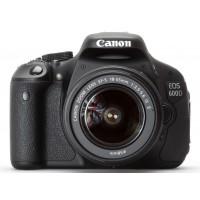 Фотоаппарат Canon EOS 600D Kit 18-55 IS II