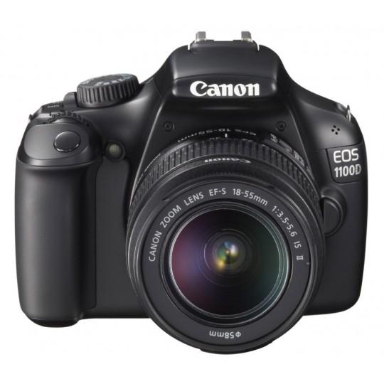 Фотоаппарат Canon EOS 1100D 18-55 IS II