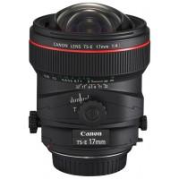 Объектив Canon TS-E 17mm f/4L