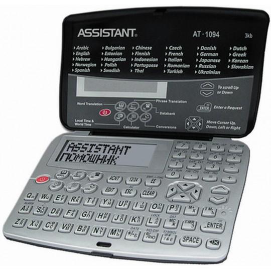 Электронный словарь Assistant AT-1094