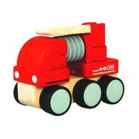 PlanToys Мини-пожарная машина 6320