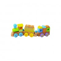 Toys Lab Конструктор Поезд